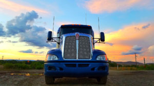 tips for backing a flatbed truck