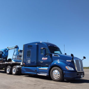 New Kenworth T680 Flatbed Truck